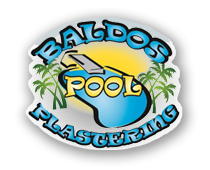 Baldo's Pool Logo